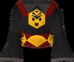 Dagon'hai robe top detail