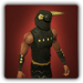 Replica Guthan's outfit icon