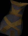 Swift gloves (black) detail
