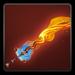 Blazing flamberge icon