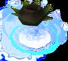 Divine deadfall trap detail