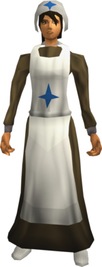 Nurse (Invasion of Falador, White Knights)
