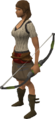 Utuku shortbow equipped.png