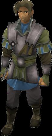 Guardsman Dante
