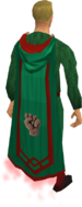 Strength master cape equipped