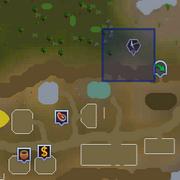 Oo'glog red sandstone mine location