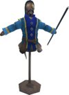 Thieving skill training dummy detail