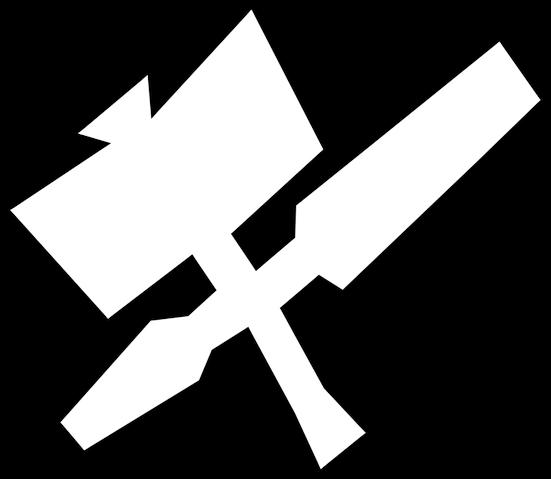 File:White Chisel logo.png