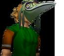 Karasu orokami mask