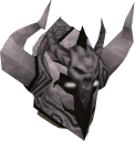 Malevolent helm (Third Age) chathead