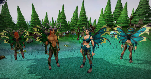 Satyr outfit news image