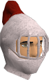 White full helm chathead old
