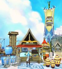 Boni (rewards) shop