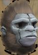 Gorilla mask chathead