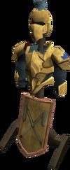 Profound armour stand