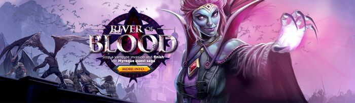 River of Blood head banner