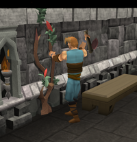 Woodcutting (Dungeoneering)