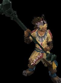 Armadylean battle-mage