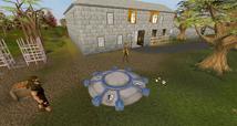 Seer's Village lodestone location