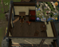 Simple clue Catherby house north of bank upstairs drawers.png