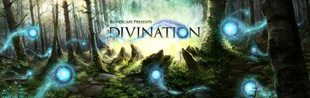 Divination banner