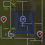 Edgeville teleport lever location