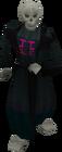 Skeleton Mage old