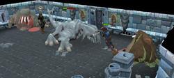 Behemoth fight