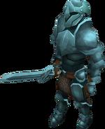 Animated Rune Armour