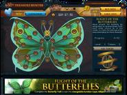 Treasure Hunter Flight of the Butterflies