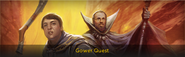 Gower Quest lobby banner