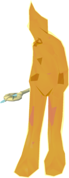 Mummy Champion (fire)