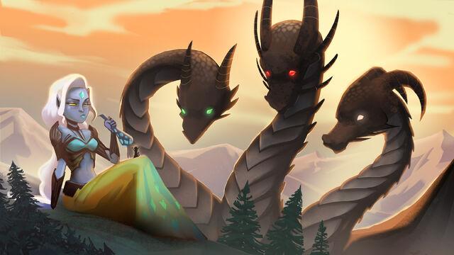 File:RuneScape Idle Adventures character concept art 2.jpg