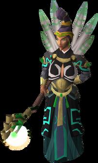 Azris the Green