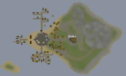 Waiko map