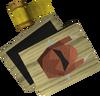 Dragon full helm ornament kit (or) detail
