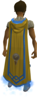 Invention master cape equipped