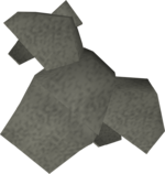 Granite body detail