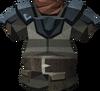Miner chestplate (rune) detail