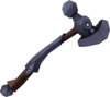 Mithril warhammer detail