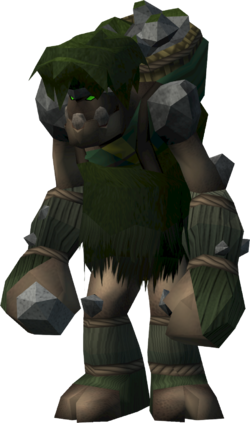 Troll Pillager (ranged)