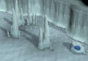 Asgarnian Ice Dungeon safe spot