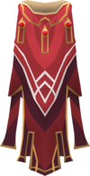 Completionist cape detail