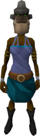 Helm of the Troll equipped