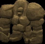 Living rock protector