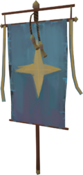 Saradomin Banner pet