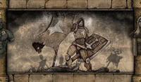 Knight of Saradomin illustration