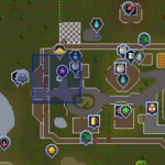 POH portal (Yanille) location