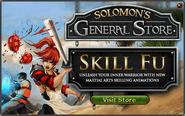 Skill Fu Ad