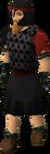 Black chainbody worn old